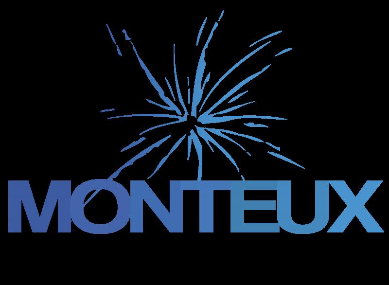La ville de Monteux